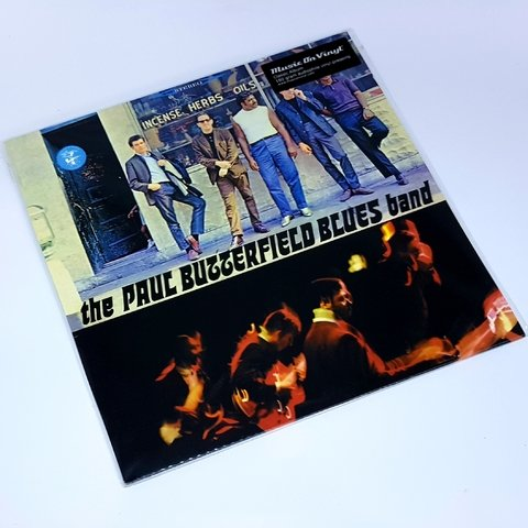 Vinil Lp Paul Butterfield Blues Band 180g Lacrado