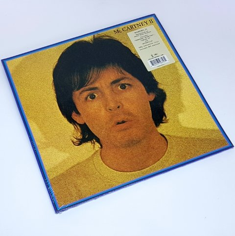 Vinil Lp Paul McCartney McCartney II 180g Lacrado