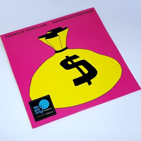 Vinil Lp Teenage Fanclub ‎Bandwagonesque Lacrado