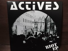 Actives - Riot EP / Wait & See EP - Anomalia Distro