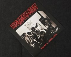 Agathocles -   The LP's -  198 - 1991 LP