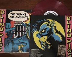 Blind Pigs - The Punks Are Alright 10' na internet