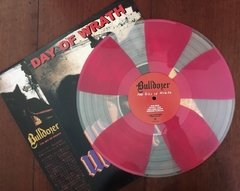 Bulldozer - The Day Of Wrath LP na internet