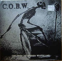 C.O.B.W. -  Children Of Barren Wasteland EP - comprar online