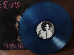 The Cure - Death In The Pool LP + Pôster - Anomalia Distro