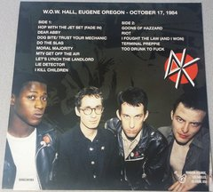 Dead Kennedys - The World Has Gone Down The Toilet LP - comprar online