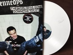 Dead Kennedys - The World Has Gone Down The Toilet LP - Anomalia Distro