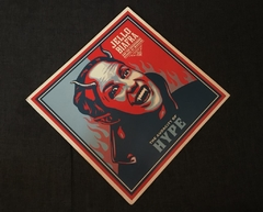 Jello Biafra And The Guantanamo School Of Medicine - The Audacity Of Hype LP