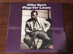 Miles Davis - Plays For Lovers LP na internet