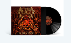 The Troops Of Doom ‎– The Rise Of Heresy LP