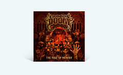 The Troops Of Doom ‎– The Rise Of Heresy LP - comprar online