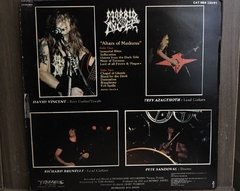 Morbid Angel - Altars Of Madness LP na internet