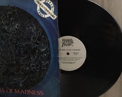Morbid Angel - Altars Of Madness LP - Anomalia Distro