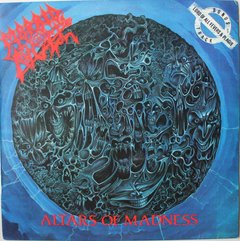 Morbid Angel - Altars Of Madness LP