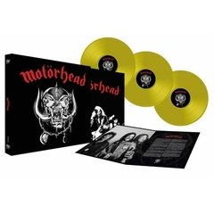 Motörhead S/t 3lp Deluxe Box Set