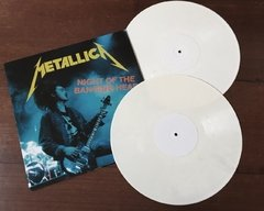 Metallica - Night Of The Banging Head 2xLP + Pôster na internet