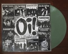 Various - Oi! This Is Streetpunk LP 11' - Anomalia Distro