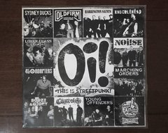 Various - Oi! This Is Streetpunk LP 11' - comprar online