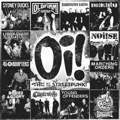 Various - Oi! This Is Streetpunk LP 11'