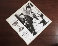 Johnny Cash And Bob Dylan - The Nashville Tapes LP