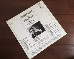 Johnny Cash And Bob Dylan - The Nashville Tapes LP - comprar online