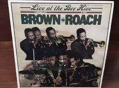 Clifford Brown - Max Roach - Live At The Bee Hive LP na internet