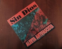 Sin Dios - Alerta Antifascista LP