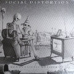 Social Distortion -   Mommy's Little Monster LP