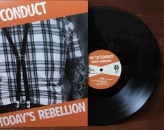 Evil Conduct - Today's Rebellion LP - Anomalia Distro