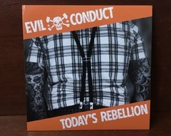 Evil Conduct - Today's Rebellion LP - comprar online