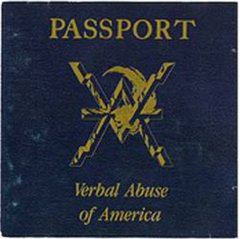 Verbal Abuse -   Of America LP