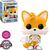 POP Tails (Flocked): Sonic the Hedgehog #641 - Funko