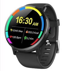 Relógio Smartwatch DM19 Smart Watch Men 4G Andriod 7.1 8.0MP Câmera MTK6739 Quad Core 16GB Rom Fitness Tracker IP67 À Prova D 'Água Wifi GPS Smartwatch - loja online