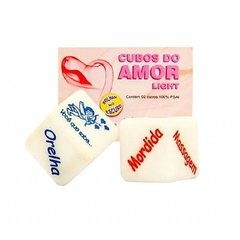 Dado Cubos do Amor Light Brilha no Escuro - comprar online