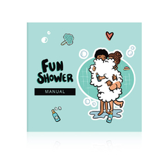 Fun Shower Kit Banho - Sex Shop Online Universo Love Store