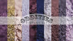 Oddities Pigment Set - comprar online