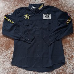 Camisa Bordada Radade Star ML