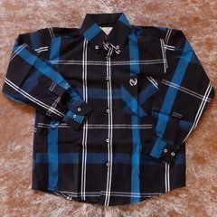 Camisa Masc Xadrez Rodeo Way ML