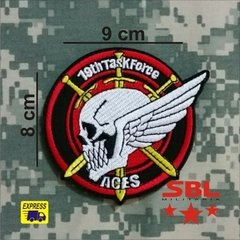 Funny Patch 19th TASK FORCE ACES Call of Duty - MILITARIA SBL