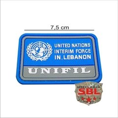 Patch Emborrachado UNIFIL na internet