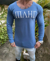 Camiseta Mahe Blue