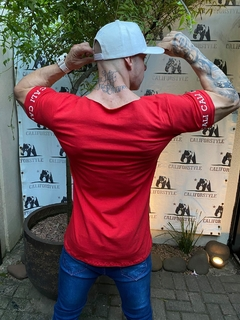 Camiseta Cali Exclusive Red