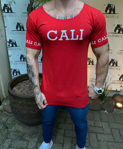 Camiseta Cali Exclusive Red na internet