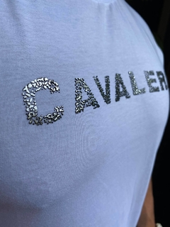 Camiseta Cavalera Strass White - Califorstyle