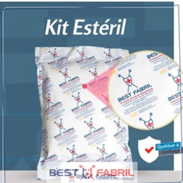 Kit Cirúrgico Best Fabril - Ilha Dental - comprar online