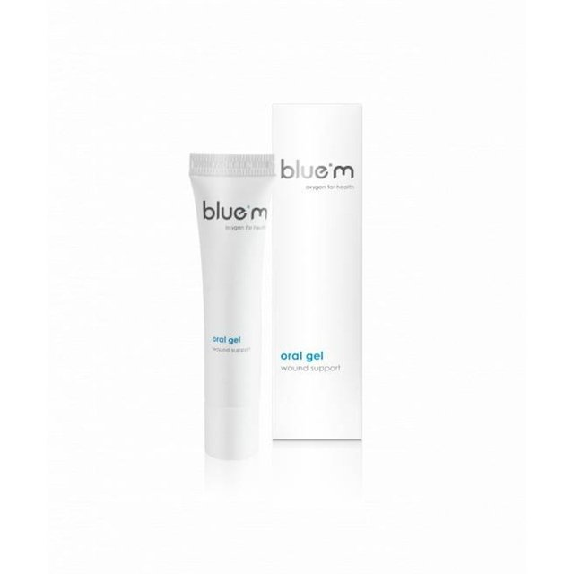 BlueM Gel Oral 15ml