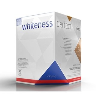 Clareador Whiteness Perfect 16% Kit | FGM