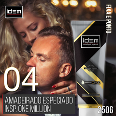 Hidratante Perfume Masculino One Million - IDEM 04