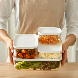 FOOD CONTAINER blanco size 3  / 750 ml / 271227