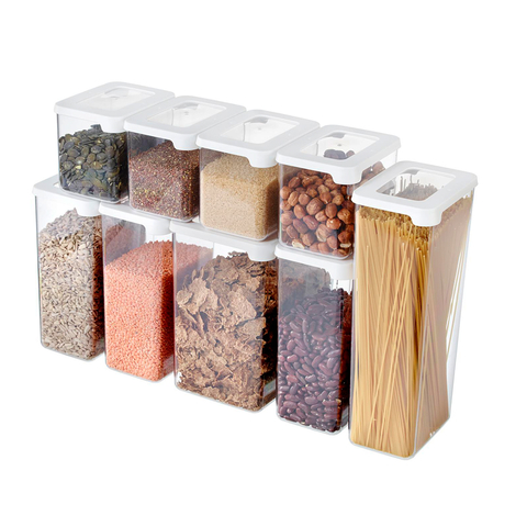 Smart Store Dry Food Keeper 0,8 L 7722610  chico - ORGANIZZA